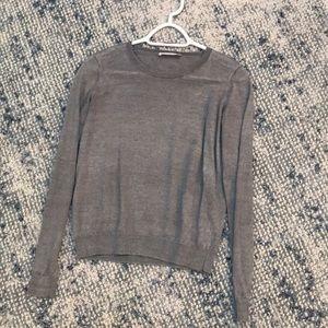 Everlane 100% Linen Crewneck Sweater X-Small